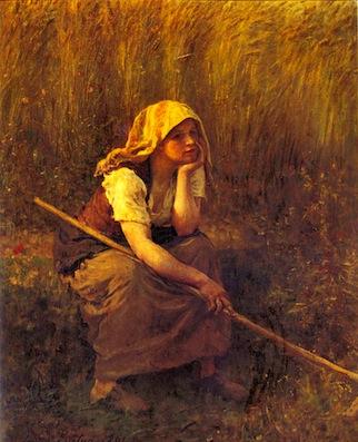 Jules Breton Peintre Paysan