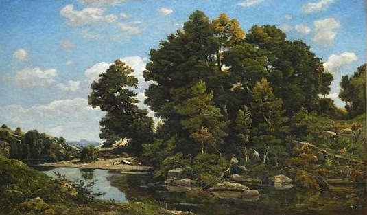 Harpignies, peintre de la Vallée de l'Aumance